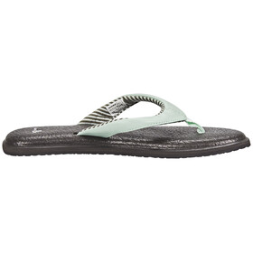 Sanük Yoga Chakra Sandals Women Misty Mint